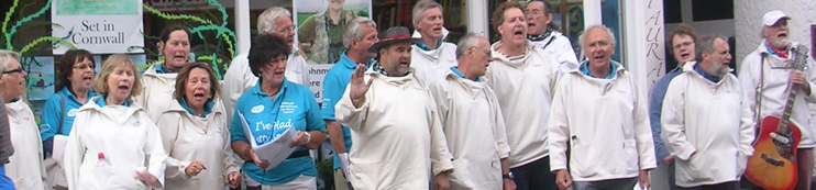 Falmouth Shout Shanty Singers Association